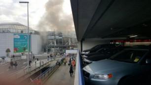 Во время взрывов в аэропорту Брюсселя едва не пострадала баскетбольная команда