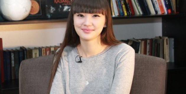 Сабина Алтынбекова объяснила свое возвращение из Японии в Казахстан