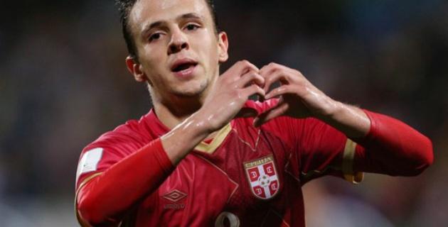 Самый дорогой игрок КПЛ дебютировал в сборной Сербии