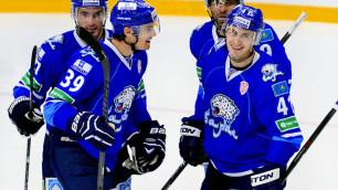 Доус, Бойд и Боченски вошли в расширенный состав сборной Казахстана на ЧМ-2016 по хоккею