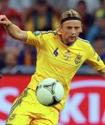 Сборная Украины с Тимощуком в составе одержала 100-ю победу в своей истории