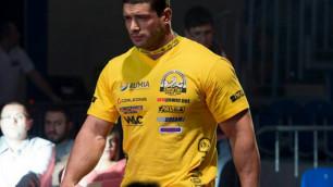 Казахстанский армрестлер сразится за титул абсолютного чемпиона мира