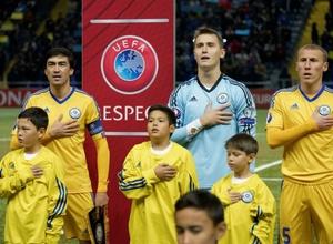 Угадай счет матча Казахстан - Азербайджан и выиграй 10 000 тенге!