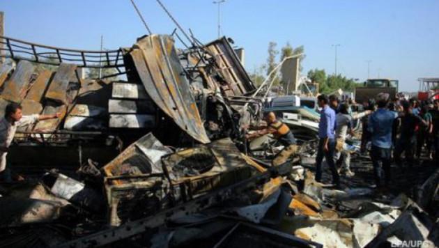 29 человек погибли во время теракта на футбольном матче в Ираке