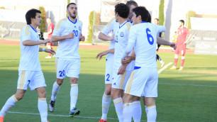 Определился победитель конкурса прогнозов на матч Казахстан - Азербайджан