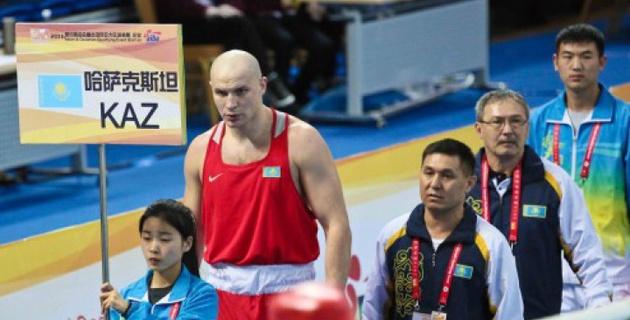 Дычко завоевал пятую за день лицензию для Казахстана на Олимпиаду в Рио