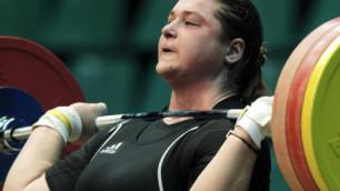 Бывает, наревусь от души, что аж крышу сносит, а потом снова продолжаю заниматься  - тяжелоатлетка Мария Грабовецкая
