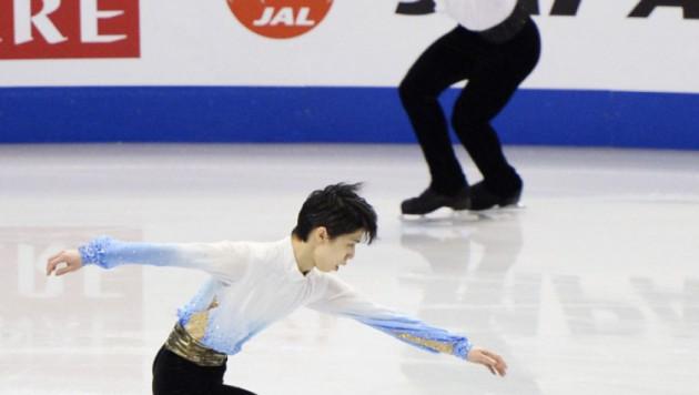 Федерация фигурного катания Японии хочет наказать Дениса Тена за столкновение с Юдзуру Ханю