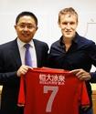 Бауржан Джолчиев перешел в китайский клуб и будет получать два миллиона долларов в год