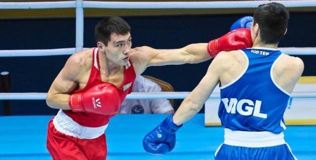 Алимханулы выиграл турнир по боксу в Китае