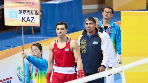 Мужская сборная Казахстана по боксу впервые взяла полный комплект олимпийских лицензий