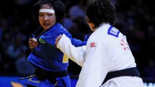 Галбадрах Отгонцэцэг выиграла Гран-при по дзюдо в Турции