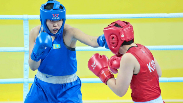 Шакимова проиграла в финале турнира по боксу в Китае