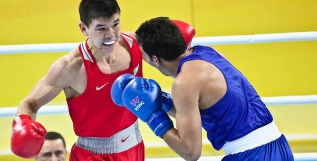 Абылайхан Жусупов стал победителем турнира по боксу в Китае