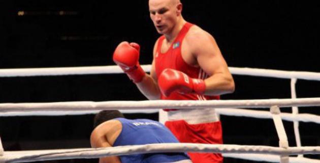 Иван Дычко вслед за Жусуповым выиграл лицензионный турнир по боксу в Китае