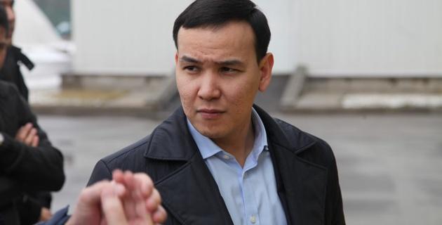 """У руководства """"Актобе"""" сейчас все вокруг виноваты - Олжас Абраев"""