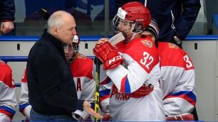 Половина хоккеистов юниорской сборной России сдали положительный тест на мельдоний - СМИ