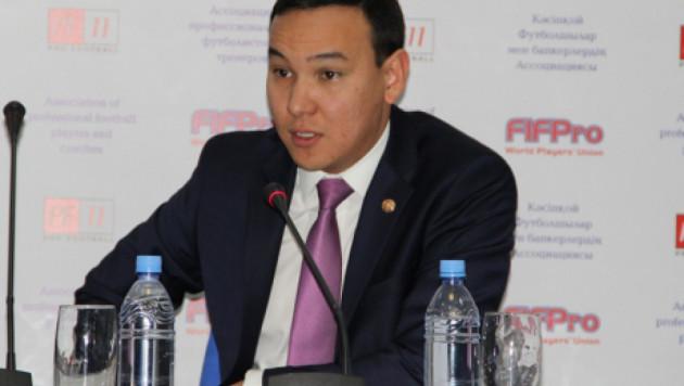 Олжас Абраев оценил старт сезона в казахстанской премьер-лиге