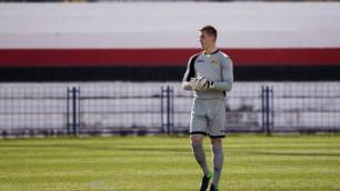 """Покатилов был заменен в матче с """"Анжи"""" после трех пропущенных голов в первом тайме"""