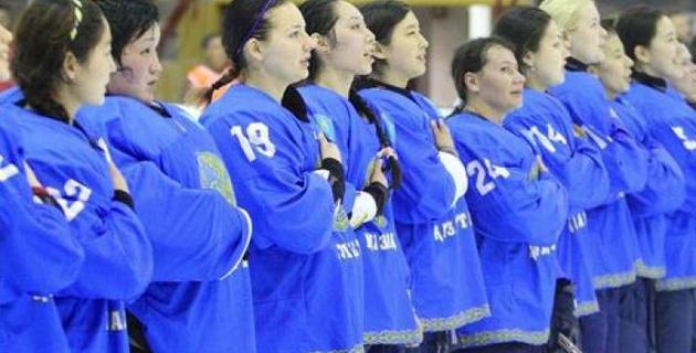 Женская сборная Казахстана по хоккею одержала вторую победу на чемпионате мира