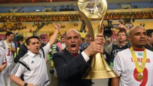 Наставник сборной Казахстана Какау претендует на звание лучшего тренера мира