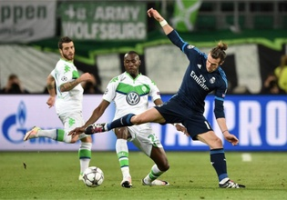 Реал вольфсбург матч футбол 2