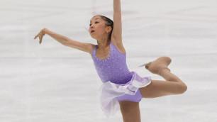 Фигуристка Турсынбаева попросила фанатов помочь с выбором музыки на следующий сезон