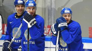 Как Боченски, Доус и Бойд готовятся в составе сборной Казахстана к ЧМ по хоккею
