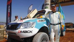 Победитель Africa Eco Race-2016 Канат Шагиров пропустит гонку в Катаре из-за травмы