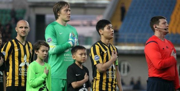Прямая трансляция матчей шестого тура чемпионата Казахстана по футболу