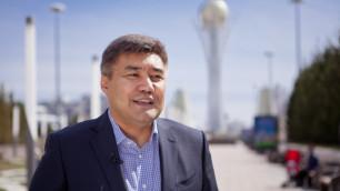 На стадионах Казахстана будет аура, подобная матчам НБА. Я в это верю! - Дархан Калетаев