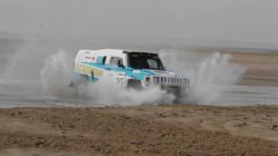 Оба экипажа MobilEx Racing Team вошли в Топ-10 по итогам первого дня ралли в Катаре