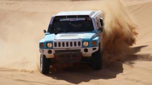 Экипаж MobilEx Racing Team вошел в пятерку лидеров ралли в Катаре