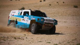 Экипаж MobilEx Racing Team вплотную приблизился к тройке лидеров ралли в Катаре