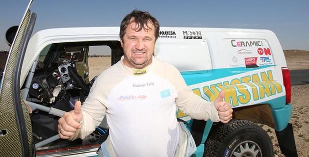 Экипажи MobilEx Racing Team вошли в ТОП-10 на ралли в Катаре