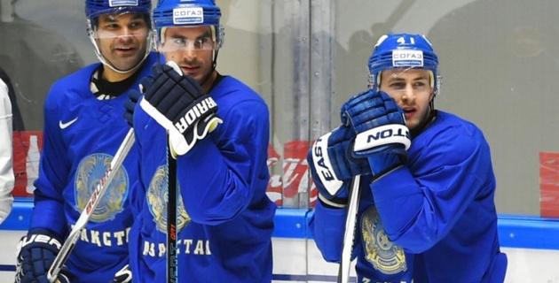 Боченски, Бойд и Доус сыграют за сборную Казахстана на ЧМ по хоккею в Москве
