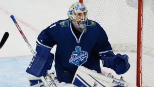 Вратарь сборной России по хоккею спасался от погони и врезался в дом
