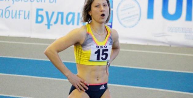Казахстанская легкоатлетка дисквалифицирована на четыре года за допинг