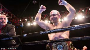 Головкин хороший боксер, но я знаю, как его победить - первый номер рейтинга WBO Хурцидзе