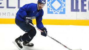 Сборная Казахстана по хоккею обыграла Венгрию в товарищеском матче