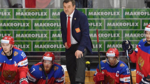 Сборная России проиграла Чехии в стартовом матче чемпионата мира по хоккею