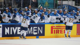 Букмекеры не верят в победу Казахстана над Россией в матче чемпионата мира