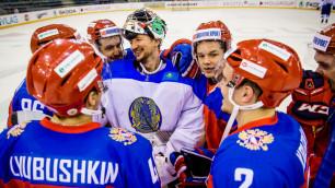 Где посмотреть матч чемпионата мира по хоккею Казахстан - Россия