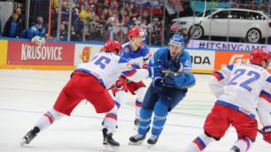 Матч Казахстан - Россия стал самым результативным на ЧМ-2016 по хоккею