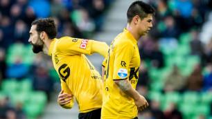 Команда Жукова завершила поражением сезон в чемпионате Голландии