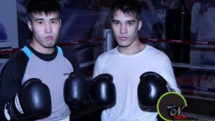 Братья Жайлауовы отказались принимать участие в вечере бокса в Астане