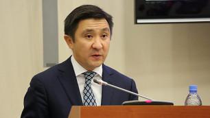 """Из-за """"Алтая"""" Казахстан могли исключить из всех турниров ФИФА и УЕФА - Кожагапанов"""