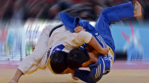 В Алматы стартовал международный Гран-при по дзюдо