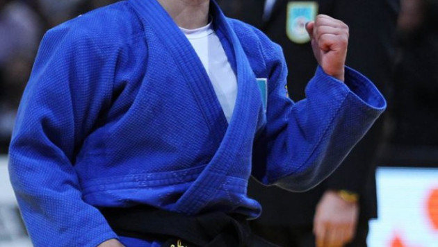 Казахстанка Галбадрах Отгонцэгцэг выиграла Гран-при по дзюдо в Алматы
