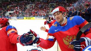 Сборная России обыграла Швейцарию и гарантировала себе место в плей-офф ЧМ по хоккею